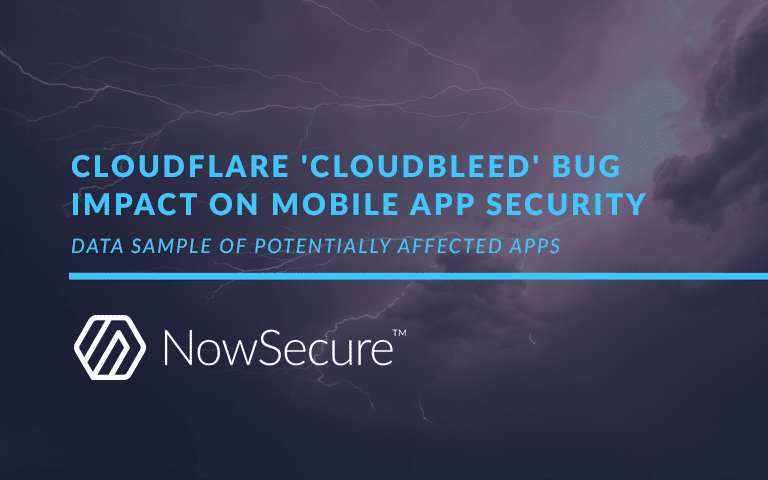 Cloudflare 'Cloudbleed' bug: How it impacts mobile apps and